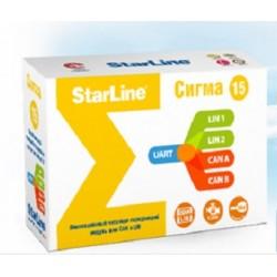 StarLine SIGMA 15...